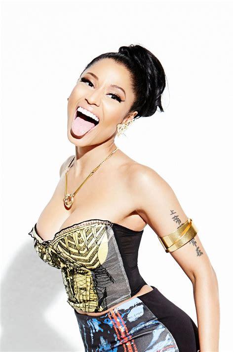 Nicki Minaj Tongue