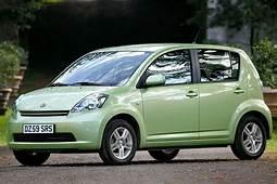 Daihatsu Sirion 2005  Car Review Honest John