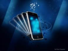 iphone 7 blue blob live wallpaper hd wallpapers lovely iphone cells
