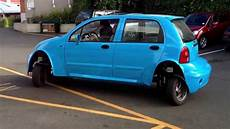 cars with all wheel steering electric vehicle with a four in wheel motor drive and all