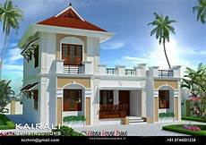 kerala model house plan and elevation three bedroom kerala model house plan kerala house plans