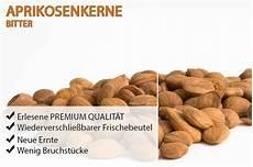 Aprikosenkerne Bitter Naturbelassen B17 Hoher Bitteranteil