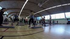 one step nantes larz madness on step at leaderfit events nantes nov 2014