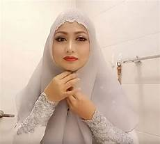 Jilbab Segi Empat Pesta Kebaya Modern Jilbab Gucci