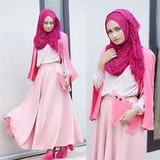 5 inspirasi baju pesta muslimah ala shella alaztha