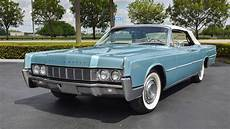 1967 Lincoln Continental Convertible S83 Kissimmee 2016