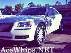 Ace 1 In The 2013 Chrysler 300c On 28 Quot Bentchis