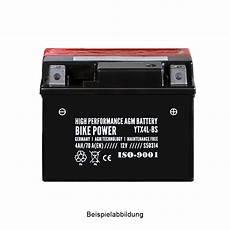 motorrad batterie kaufen agm motorrad batterie ytx20 bs 20ah ytx20 4