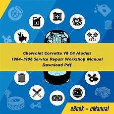 download car manuals pdf free 1984 chevrolet corvette free book repair manuals chevrolet corvette v8 c4 models 1984 1996 service repair workshop manu manual4you