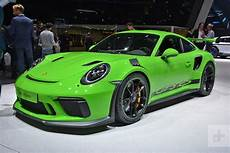 porsche insight into the 911 gt3 rs weissach package
