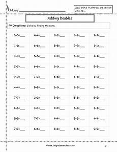 2nd grade math worksheet subtraction and addition 12 best images of math worksheets mental addition