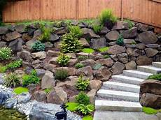 gartengestaltung mit bruchsteinen giardini rocciosi ecco come creare un area esterna