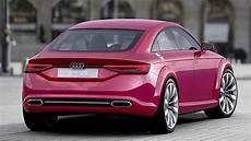 Audi Tt Sportback Gestreckter Familien Sportwagen