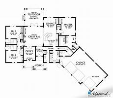 mascord house plan plan 1248b the vasquez craftsman style house plans