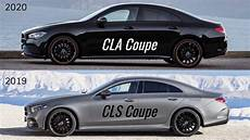 Mercedes 2020 Cls by 2020 Mercedes Vs Cls Coupe