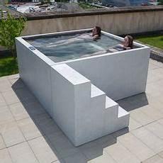 Beton Whirlpool Design Beispiel Designer