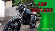 Biaya Modif Japstyle by Biaya Modif Gl Pro Style Modifikasi Motor Japstyle
