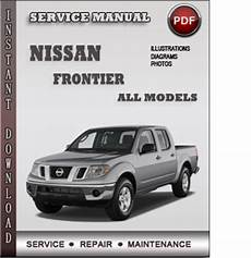how to download repair manuals 2001 nissan frontier transmission control nissan frontier service repair manual download info service manuals