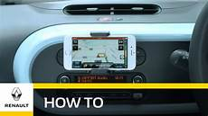 Use The R Go Navigation App In Your Twingo Renault Uk