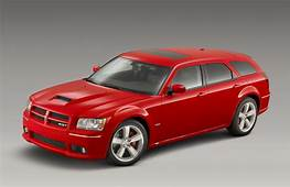 2008 Dodge Magnum SRT8  Top Speed