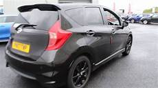 nissan note black edition nissan note 1 2 black edition 5dr black pn17 twp