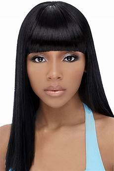 Hairstyles With China Bangs bangs black hairstyle