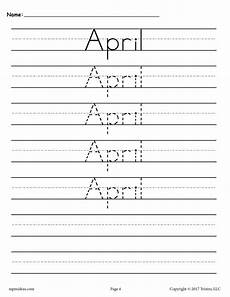 lined paper handwriting worksheets 15687 12 free handwriting worksheets months of the year supplyme