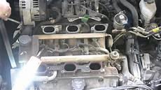 Brown Sludge Inside Radiator Replacing Intake Manifold