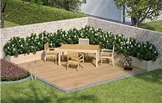 Garten Sitzecke Grillplatz Gestalten Garten