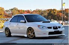 2007 Subaru Sti With 18 Quot X 9 Quot Advan Rg D Wheels
