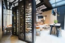 cave 224 vin sur mesure design pour h 244 tel de luxe cave 224