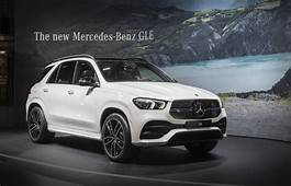 2020 Mercedes Benz GLE Plug In Hybrid To Have 60 Miles Of