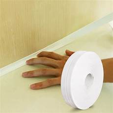 Bath And Wall Sealing 22mm X 5m White Sink Basin