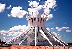 kathedrale brasília the stunning architecture of oscar niemeyer