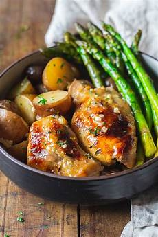 easy slow cooker lemon chicken green healthy cooking
