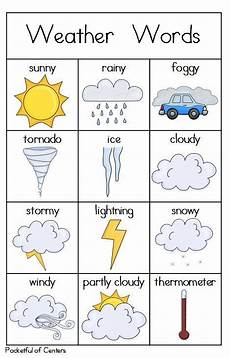 weather activity worksheets for kindergarten 14490 cc71aa14c712ad935a6912a9dc3467c8 jpg 470 215 732 englisch grundschule the words