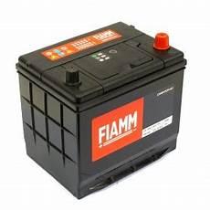 Batterie Demarrage Auto 4x4 Suvfiamm 12 Volts 60ah