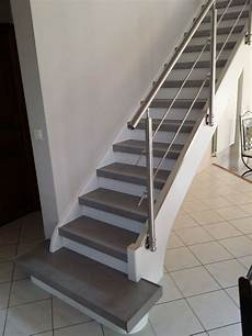 escalier bois 62