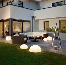 Terrasse Led Beleuchtung - tischleuchte pine schwarz 100cm aussenbeleuchtung garten