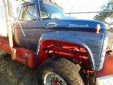 ford 1000 1965 heavy duty trucks