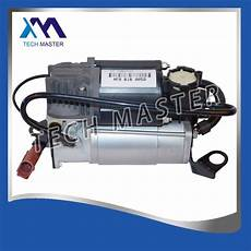 front air suspension compressor for audi a6 4f air