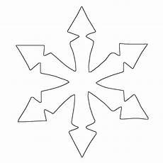 kostenlose malvorlage schneeflocken und sterne 7