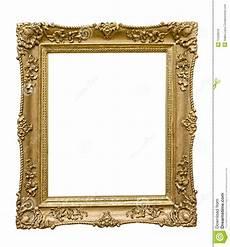 goldener bilderrahmen goldener bilderrahmen stockfoto bild von dekoration