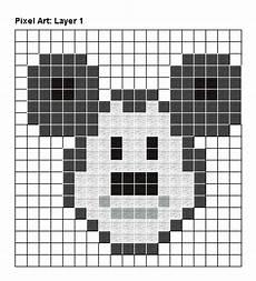 mickey pixel pluto may 2013