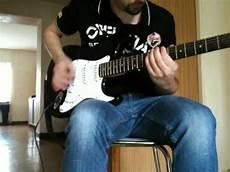 comment jouer de la guitare jouer song 2 224 la guitare comment jouer song 2 de blur