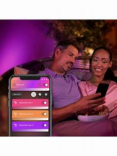 philips hue white and colour ambiance resonate led outdoor
