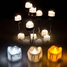 candele led 6 60pcs electronic flameless led tea light candles