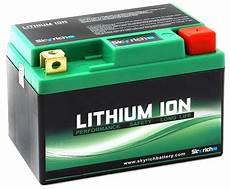 batterie lithium moto batterie moto lithium ion ou plomb enjoytheride