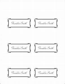 free place card template 8 per sheet print out these 8 free place card templates for your