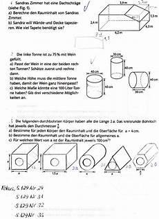 rauminhalt und oberfl 228 che eines prismas berechnen